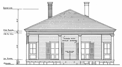 Leonard Case House