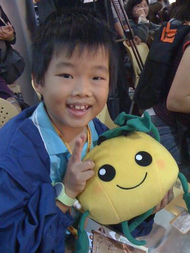 小蕃薯11歲慶生會