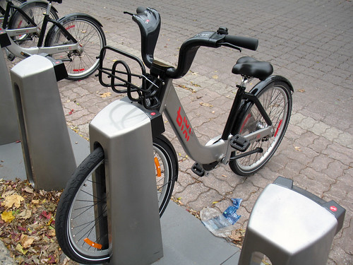 Bixi Bicycles