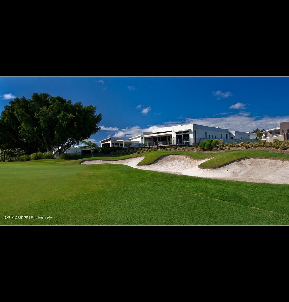 Golf...Living on The Edge!