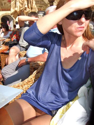 amateur naked in girls public flashing pics: nopanty, legs, glamour, minidress, nopanties, bare, ekrymka, pantyhose, yoomis, commando, publicnudity, seethru, thigh, upskirt