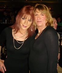 Watermark Party (Elizabeth Heatherton) Tags: drag tv cd crossdressing transvestite dragqueen transgendered crossdresser