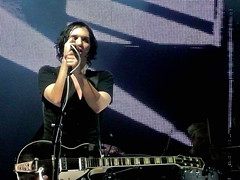 Brian Molko of Placebo (D-art ) Tags: music rock concert stockholm live brian gig performance placebo vocal molko brianmolko