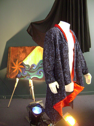 Prospero's Coat and Painting