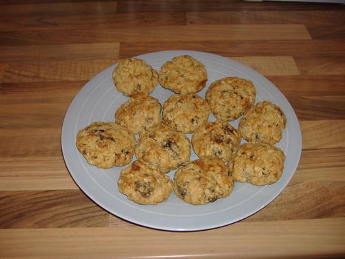My Christmas Pudding Cookies