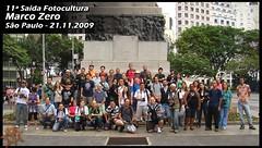 Foto oficial da 11ª Saída Fotocultura