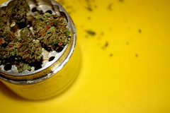 Good morning sunshine (C.u.p.c.a.k.e.) Tags: weed pot grinder