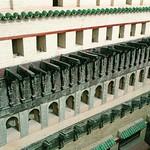 Fès: Horloge hydraulique de la Medersa Bouinaniya