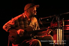Seasick Steve @ UBU 12 (alter1fo) Tags: concert bluegrass gig blues atm 2009 rennes ubu seasicksteve alter1focom marcloret