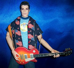 Artistic  Rocker (napudollworld) Tags: fashion twilight pierre barbie edward artsy susie fashionista royalty beyonce momoko