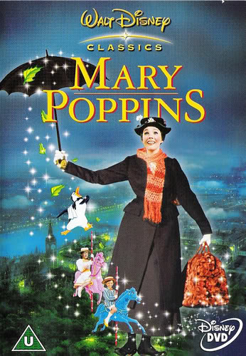 Walt Disney Pictures Presents - Mary Poppins