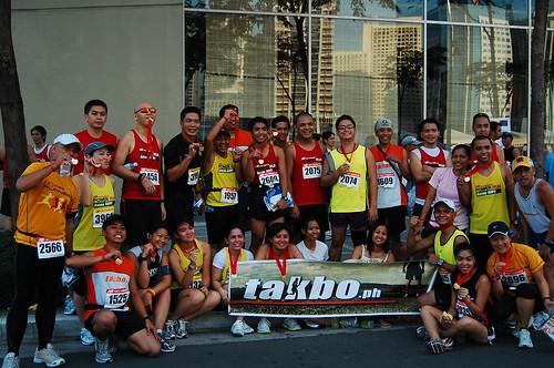 Takbo.ph at New Balance Power Run