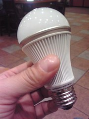 LED電球初げっと