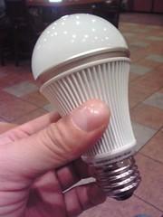 got a LED light