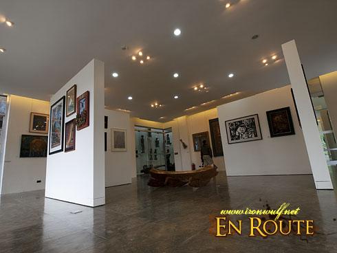 Bencab Museum Contemporary Art Gallery