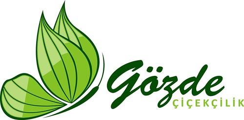 Gözde Çiçek Logo Tasarım