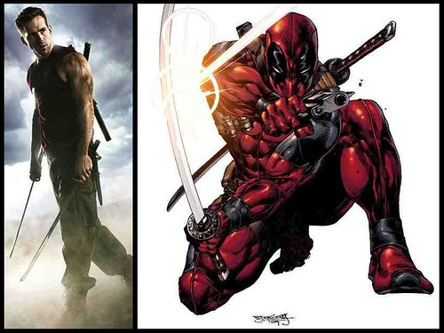 FAN CAST: Deadpool