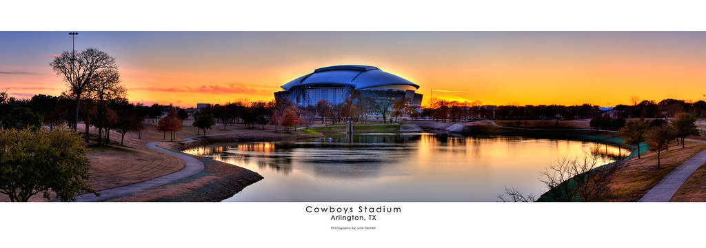 Cowboys Stadium, Arlington, TX