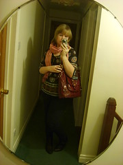 Me; 20th Dec. (Blush:Fashion) Tags: me fashion bag outfit style louise newlook leggings lookbook chictopia jeggings
