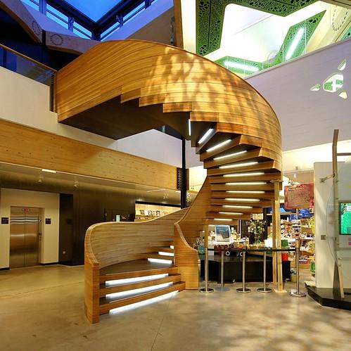 Düz (dönmeyen) merdivenler: