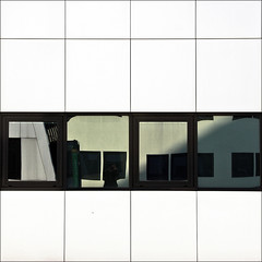 square (rita vita finzi) Tags: windows white me lines architecture reflections square lights glasses shadows 4x4 details multiples ferrara goldenart exzenith wheniwillhavemymacillwritebeautifultitlesd