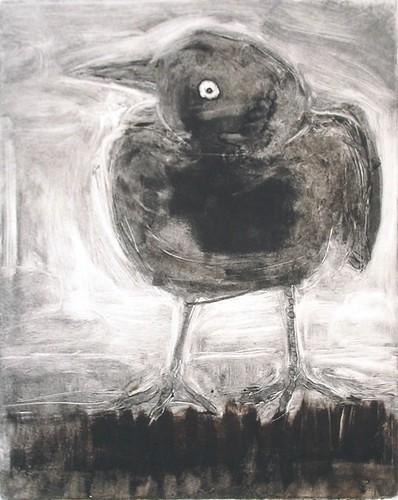 Starlings of Fort Mason No. 10