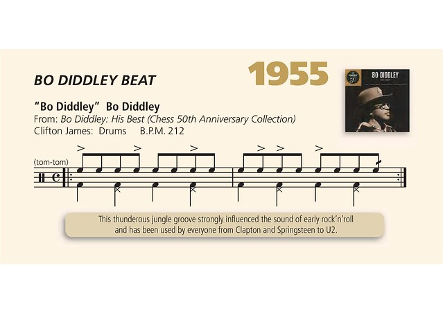 Bo diddley beat