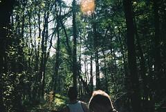 (Richard Stewart James Gaston) Tags: trees summer sun color colour men film boys 35mm fun forrest young richard gaston