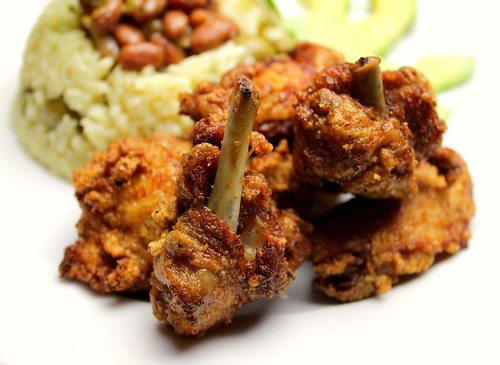 Fried Chicken Chunks (Chicharrones De Pollo) Dominican Recipes ...