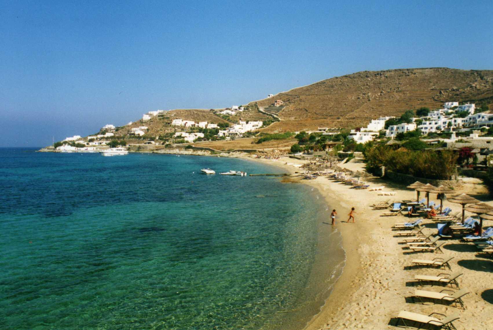 Mykonos Beach Hotel Mykonos