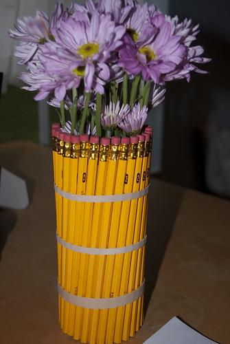 pencilvase