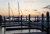Sunset at the Fernandina Harbor Marina June