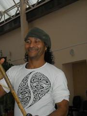 2010.10 - Семинар капоэйра Ангола с мастером Camaleao