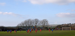 St Columb Major 1, St Mawgan 4, Duchy League Division 1, February 2017 (darren.luke) Tags: cornwall cornish football landscape nonleague grassroots st columb fc mawgan