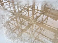 Tutte le foto-4887 (alberto.santalucia69) Tags: reflectingpool steelstructure pozzanghera riflesso strutturametallica