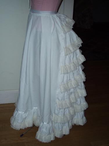 Bustle Petticoat