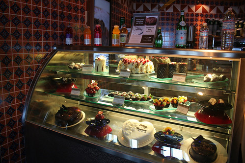Coffee 'n Cake Shop (Carnival Splendor)
