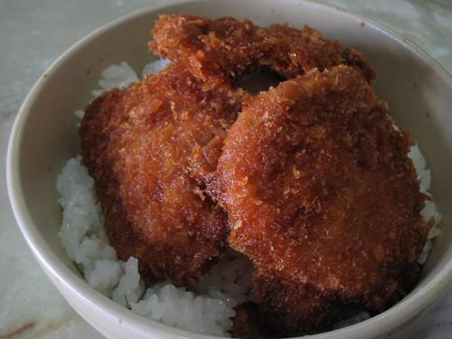 たれカツ丼(大宝レストラン)@新潟-05