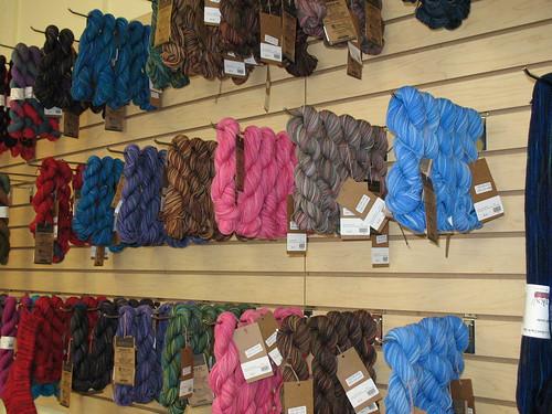 new sock yarn