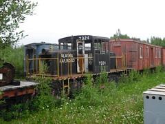 Alaska Transportation Museum