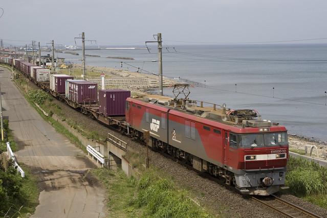 EH500貨物列車