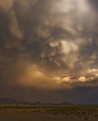 Turbulent Skies (AnEyeForTexas) Tags: weather clouds landscape landscapes nationalpark desert 20 westtexas nationalparks deserts turbulence bigbend mammatus chihuahuandesert stateoftexas top20texas bestoftexas