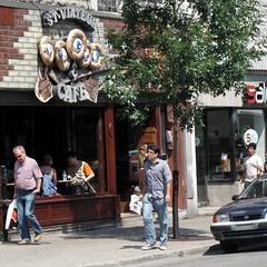 St-Viateur Bagel & Café, Montréal