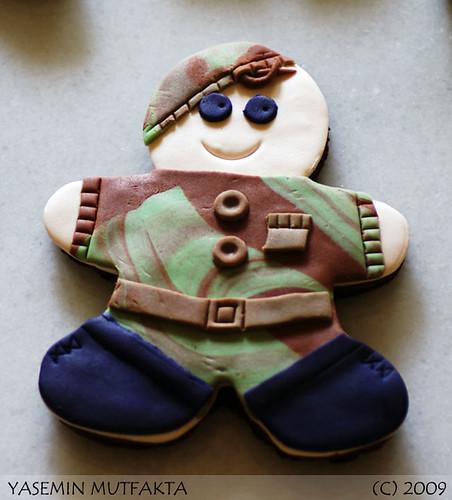 Asker Kurabiyeler Vol 2 / Soldier Cookies