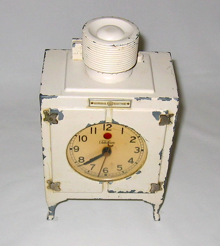 Old GE Clock