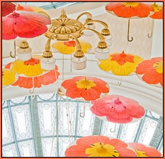 umbrellas (tiffa130) Tags: las pink vegas orange usa white color yellow nikon lasvegas nevada stock creative landmarks free commons cc strip creativecommons stockphotos thestrip dslr sincity nikoncamera freepics orangecolor flickrstock tiffa nikondslr pinkcolor nikond40x d40x freestockphotos freestockphotography photosbytiffa photobytiffa