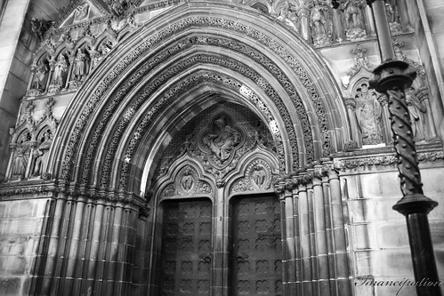 The Doors to St Giles