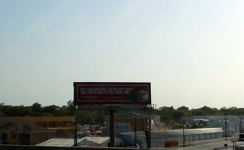 Red Wings Billboard