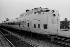 Untitled-Grayscale-015 (citatus) Tags: toronto station train photo rail via turbo 151 guildwood turbotrain