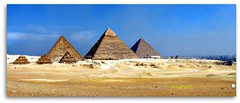 The Giza Plateau Pyramids Panorama! Thanks for over 5,490 Views!  [A Prayer for Egypt is in Order!!: To Save It from INTERNAL as well as EXTERNAL ENEMIES!!] (medaibl) Tags: egypt cairo giza gizaplateau 2000views sunship platinumphoto medhathi ninepyramids mygearandme mygearandmepremium mygearandmebronze mygearandmesilver mygearandmegold thegizapyramidsplateau mygearandmeplatinum mygearandmediamond